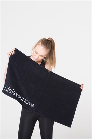%100 cotton towel