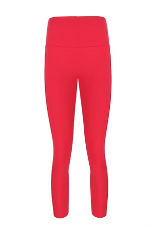 RA | LEGGINGS RED 007